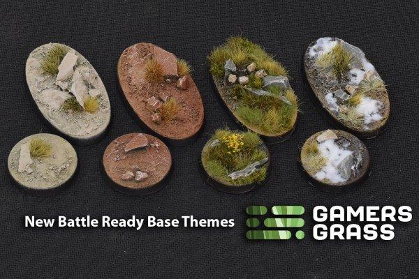 Battle Ready Bases