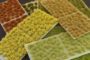 Grass-Tufts