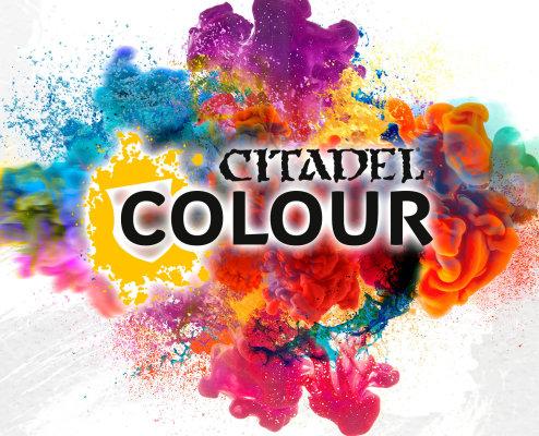 Citadel Farben