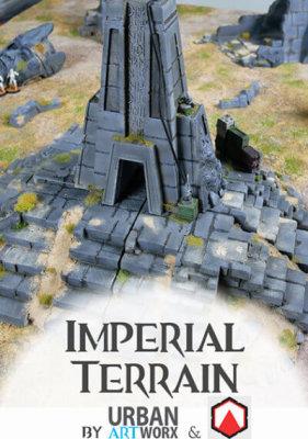 Star Wars Legion / Imperial Terrain
