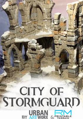 City of Stormguard / Fantasy