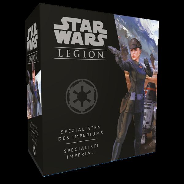 Star Wars: Legion - Spezialisten des Imperiums - Erweiterung DE/IT