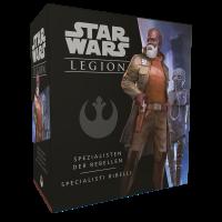 Star Wars: Legion - Spezialisten der Rebellen -...