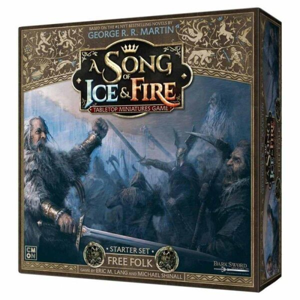 A Song of Ice & Fire Free Folk Starter Set - English