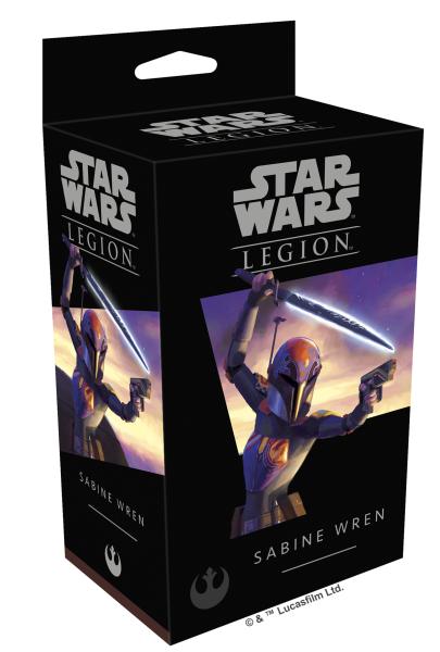 Star Wars: Legion - Sabine Wren Erweiterung DE/IT