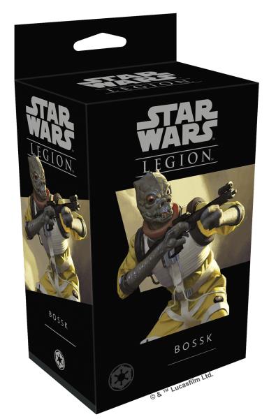 Star Wars: Legion - Bossk - Erweiterung DE/IT