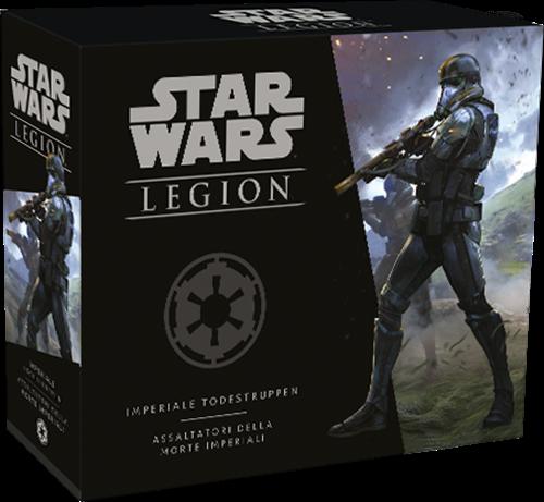 Star Wars: Legion - Imperiale Todestruppen - Erweiterung DE/IT