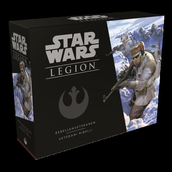 Star Wars: Legion - Rebellen-Veteranen - Erweiterung DE/IT