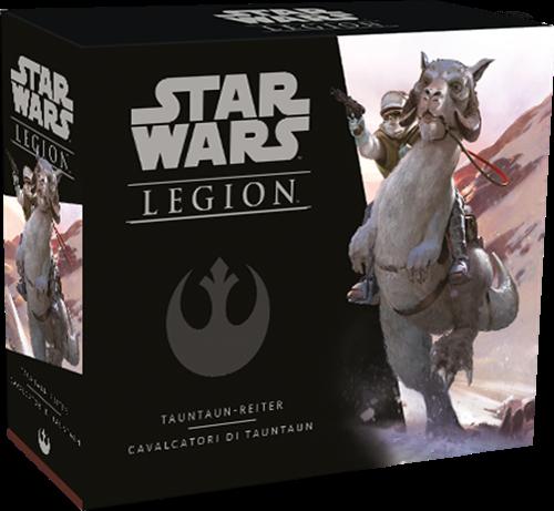 Star Wars: Legion - Tauntaun-Reiter - Erweiterung DE/IT