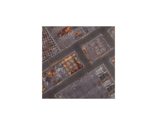 GameMat.eu - 4x4 G-Mat: Quarantine Zone