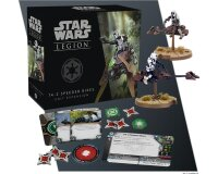 Star Wars: Legion - 74-Z-Düsenschlitten  Einheit-Erweiterung DE/EN