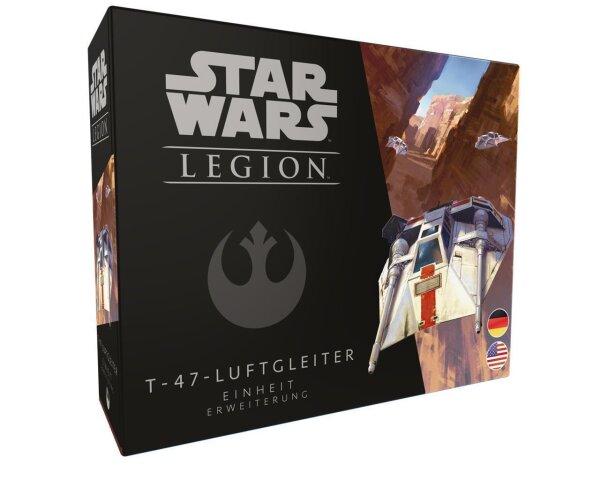 Star Wars: Legion - T-47-Luftgleiter - Einheit-Erweiterung DE/EN