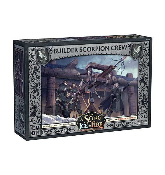 A Song of Ice & Fire - Builder Scorpion Crew - Englisch