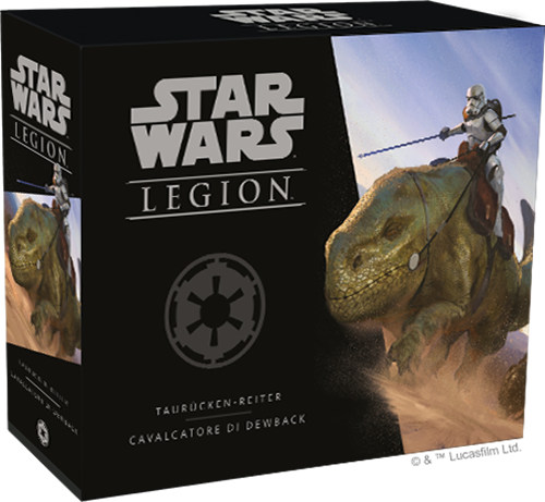 Star Wars: Legion - Taurücken-Reiter - Erweiterung DE/IT