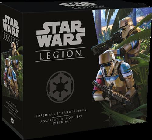 Star Wars: Legion - Imperiale Strandtruppen - Erweiterung DE/IT