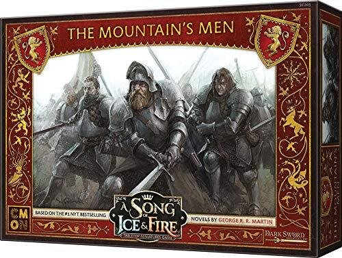 A Song of Ice & Fire - The Mountains Men - English
