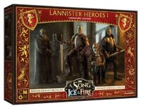 A Song of Ice & Fire - Lannister Heroes 1 - Englisch