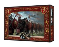 A Song of Ice & Fire - Lannister Guardsmen - Englisch