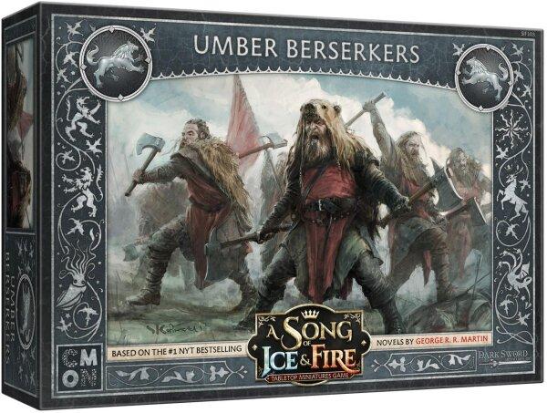 A Song of Ice & Fire - Umber Berserkers - Englisch