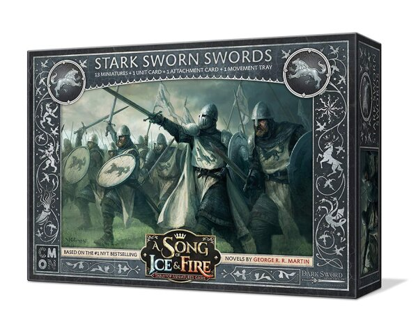 A Song of Ice & Fire - Stark Sworn Swords - English