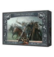 A Song of Ice & Fire - Stark Outriders - Englisch