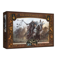 A Song of Ice & Fire - Bolton Flayed Men - Englisch