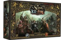 A Song of Ice & Fire - Stark vs Lannister Starter Set...