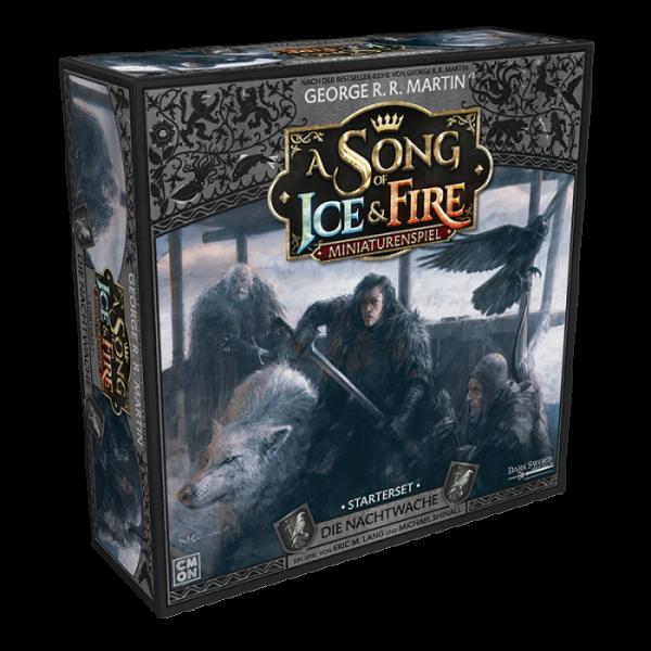 A Song of Ice & Fire - Die Nachtwache Starter Set - Deutsch