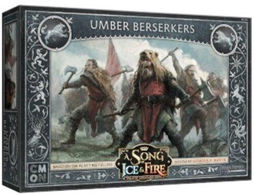 A Song of Ice & Fire - Umber Berserkers (Berserker von Haus Umber) - Erweiterung MULTI = CN/DE/ES/FR/IT/RU