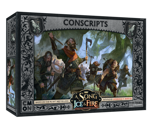 A Song of Ice & Fire - Conscripts - English