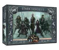 A Song of Ice & Fire - Stark Heroes 2 - Englisch