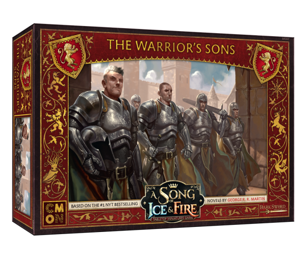 A Song of Ice & Fire - Warriors Sons - English