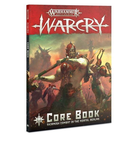 Age of Sigmar: Warcry Core Book (Englisch)