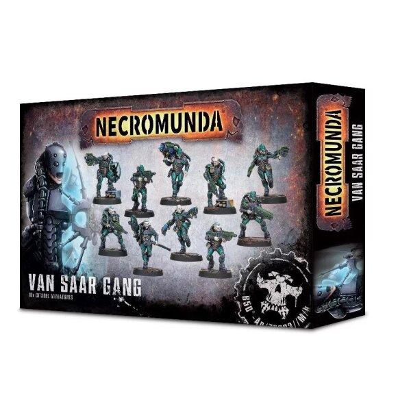 Necromunda Van Saar Gang