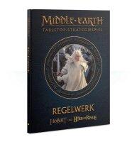 Middle-earth Tabletop-Strategiespiel Regelwerk (Deutsch)