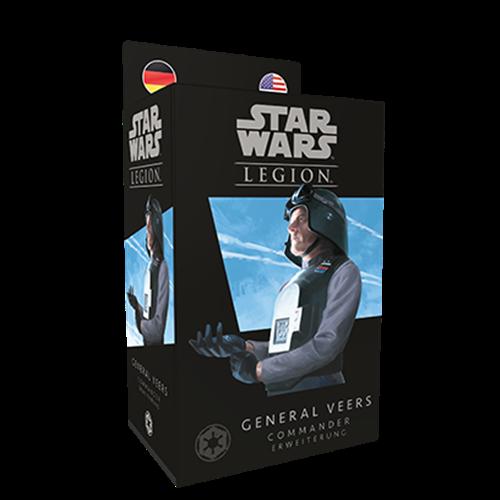 Star Wars: Legion - General Veers - Commander-Erweiterung DE/EN