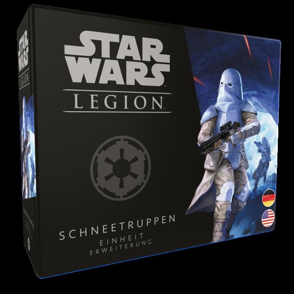 Star Wars: Legion - Schneetruppen - Einheit-Erweiterung DE/EN