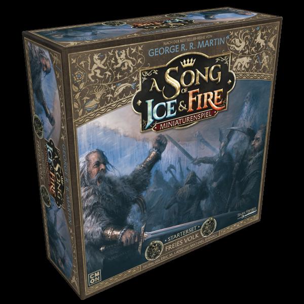 A Song of Ice & Fire - Freies Volk Starter Set - Deutsch