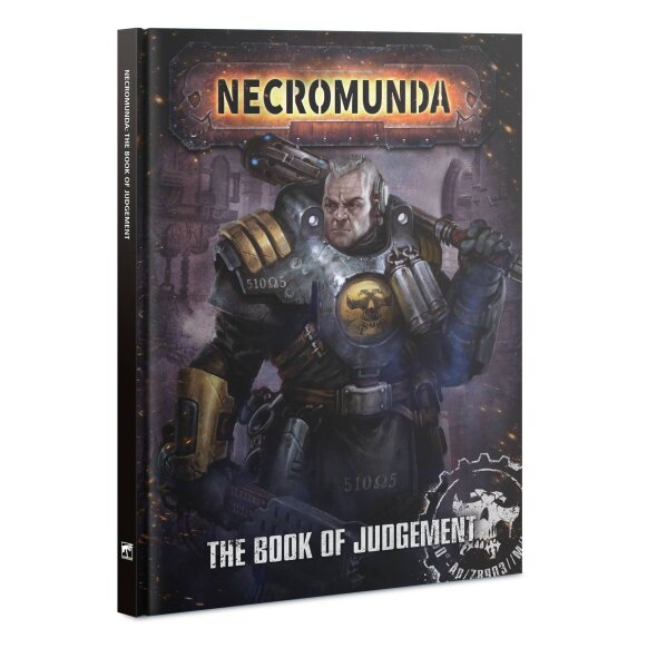 Necromunda: The Book of Judgement (Englisch)