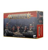 Khorne Bloodbound - Wrathmongers