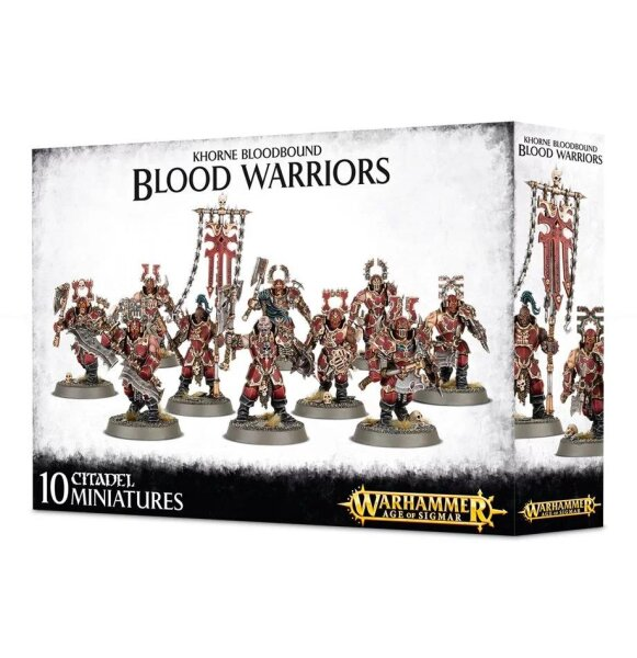 Khorne Bloodbound - Blood Warriors