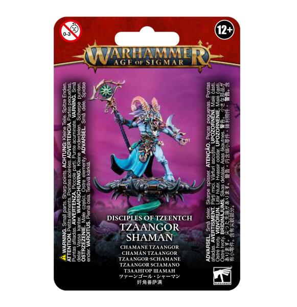 Tzeentch Arcanites - Tzaangor Shaman