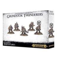 Kharadron Overlords - Grundstok Thunderers
