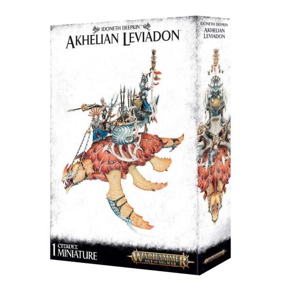 Idoneth Deepkin - Akhelian Leviadon