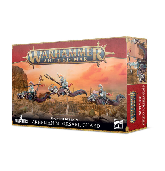 Idoneth Deepkin - Akhelian Guard