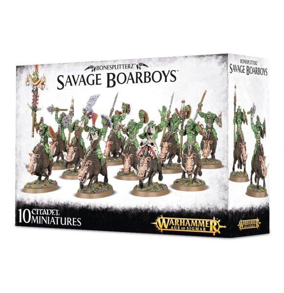 Bonesplitterz - Savage Boarboys