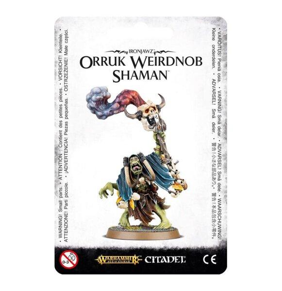Ironjawz - Orruk Weirdnob Shaman