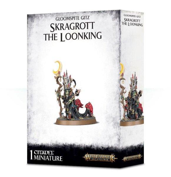 Gloomspite Gitz - Skragrott The Loonking