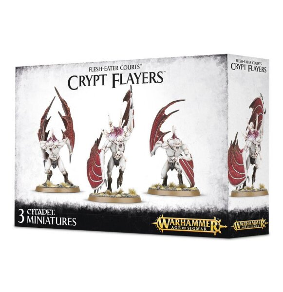 Flesh-Eater Courts - Crypt Flayers