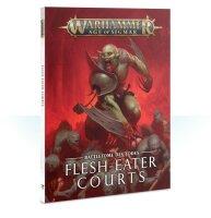 Battletome: Flesh-Eater Courts (Deutsch, Softback)